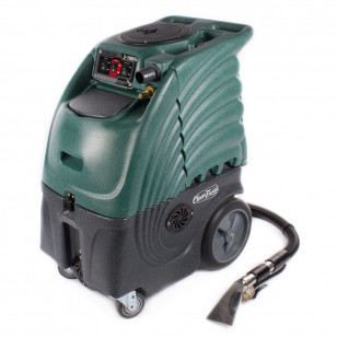 Heated Mobile Carpet and Upholstery Machine