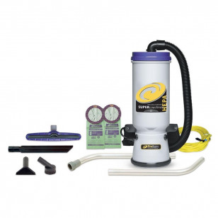 ProTeam® SuperCoach Backpack Vacuum