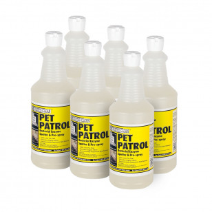 Enzymatic Pet Stain Remover