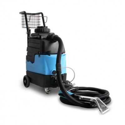 Heated Carpet Spotter and Cart