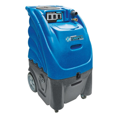 Heated Carpet Cleaner Machine Interior