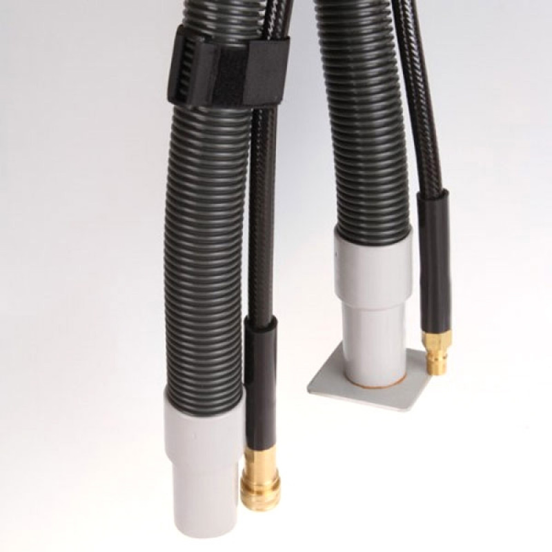 15 Foot Vacuum Solution Hose 1041ac For Self Contained