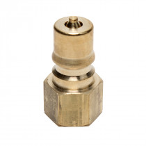 "1/4"" Brass Male Quick Disconnect"