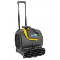 Ridgid Style Air Mover w/ Handle and Wheels
