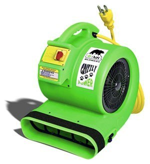 Grizzly 1 HP Air Mover